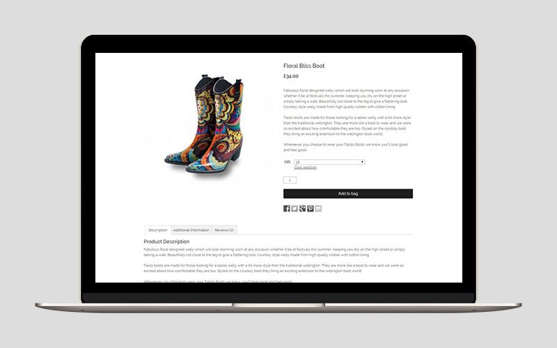 Freelance eCommerce designers London