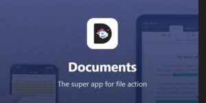 iPhone file manager