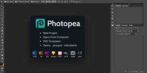 Photoshop clone for clients
